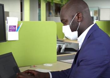 Rencontre avec Marc Wilfried Kouamé