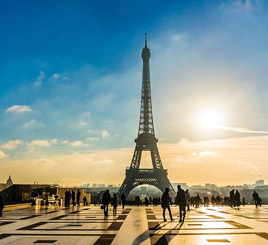 Un campus au coeur de Paris