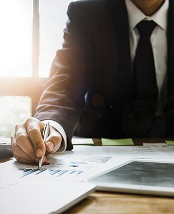 Mastère Consulting Financier