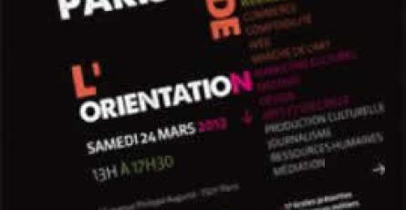 Forum orientation Pôle ESG