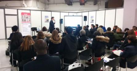 Conférence finance salon Studyrama espace Champeret