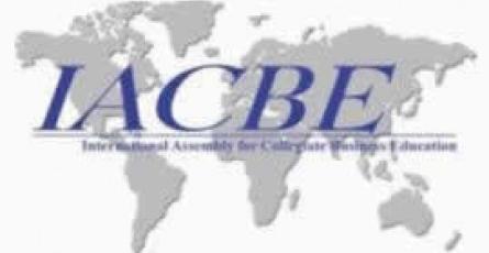L'ecole de comptabilité membre l'IACBE
