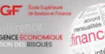 Conférence sur l'Intelligence Economique à l'ESGF