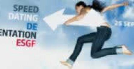 Speed Dating Orientation ESGF