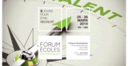 Forum école entreprise ESGF