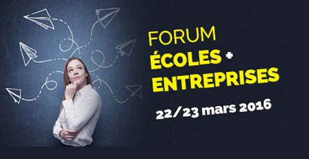 Forum Ecoles + Entreprises