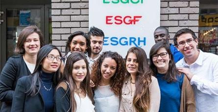 Nouveaux locaux pour 3 écoles, ESGF, ESGCI, ESGRH