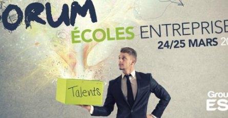 Forum école entreprise Groupe ESG