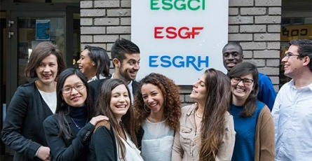 Nouveaux Campus ESGF à Saint-Ambroise
