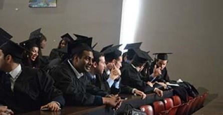 remise diplôme bachelor ESGF