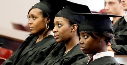 Remise des diplômes Bachelor 2013 à l'ESGF