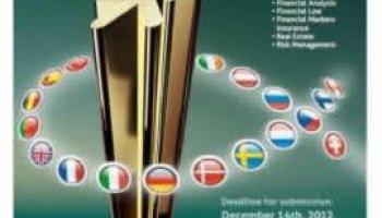 L'ESGF représentée au concours international des mémoires de l'économie et de la finance