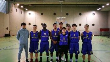 ESG au tournoi de basket FCBA 2017 !