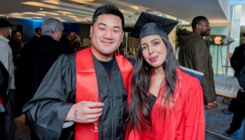 Gala de remise des diplômes de l'ESG Finance - promotion 2019