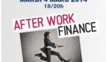 L'Afterwork à l'ESGF le 04 mars 2014