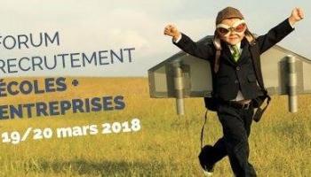 Forum écoles entreprises 2018